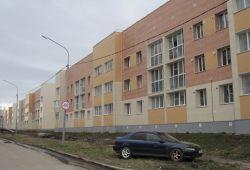 Группа жилых домов на улице Дальневосточной